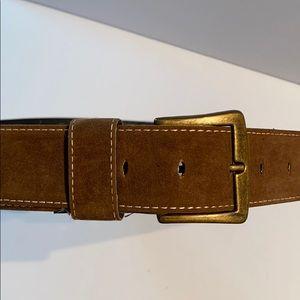 "Accessories - NEW (14) Womens Brown Belt (42 1/4"" long)"